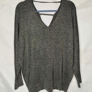 Lane Bryant V Neck & Back Sweater 18/20